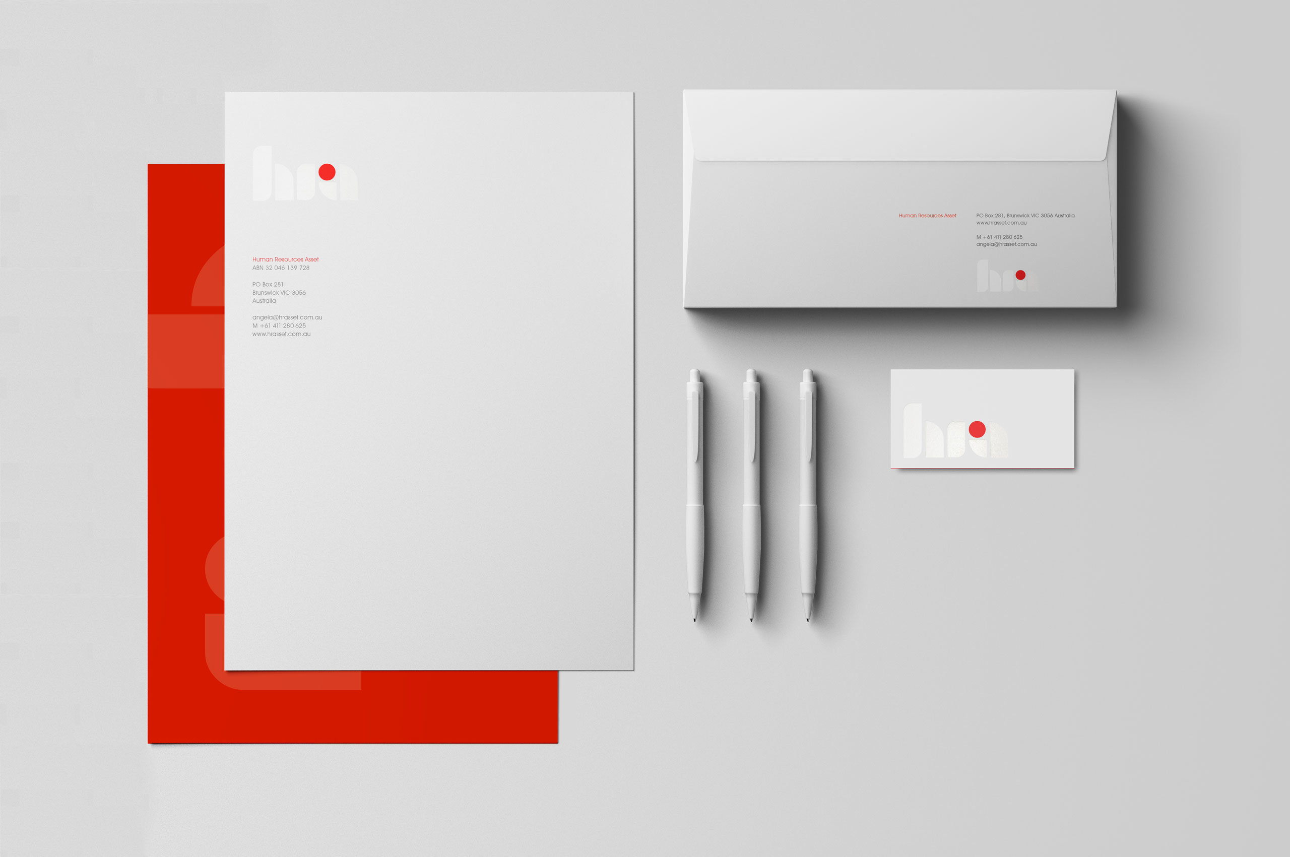 hr asset UV stationery