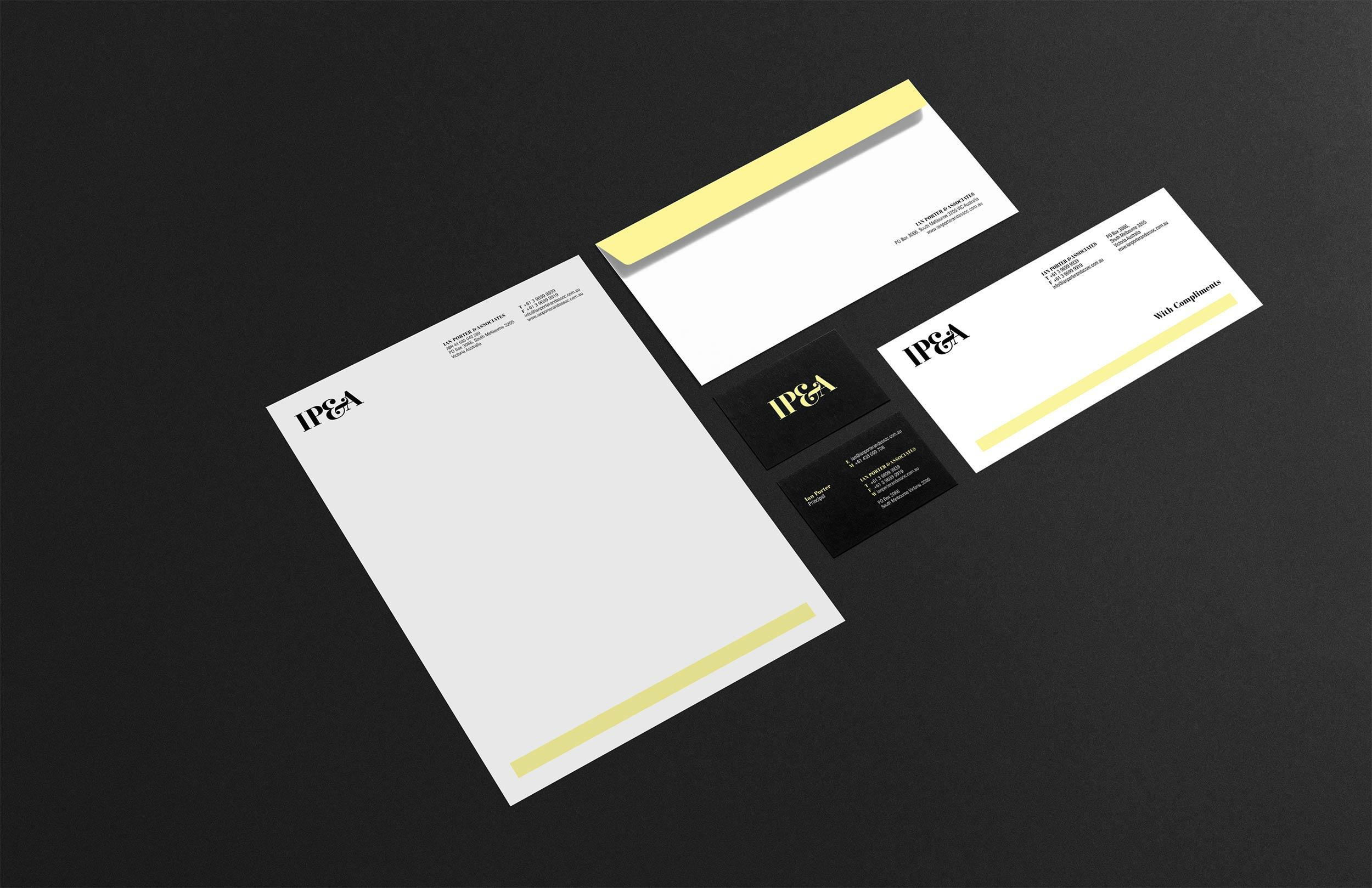 ipa-law-firm-stationery